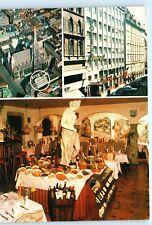 Hotel Royal SingerstraBe 3 Wien Vienna Austria Vintage 4X6 Postcard D56