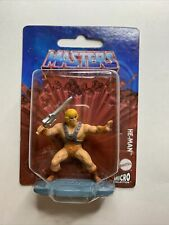 Mattel Masters of the Universe 2in He-Man Figure Micro Collection