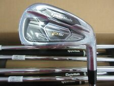 NEW TAYLORMADE Golf PSi 4-PW&AW Iron set KBS TOUR C-TAPER 105 steel Stiff Flex