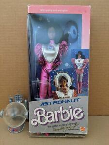 Vintage Astronaut Barbie in Box 1985 Black African American