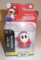 Shy Guy - World of Nintendo Small Action Figure - NEW SEALED 2015 Jakks Pacific