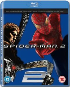 Spider-Man 2 BLU-RAY NEW BLU-RAY (SBR34801)