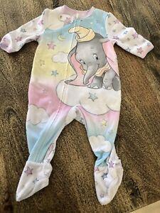 Disney Baby Dumbo 0 Jumpsuit