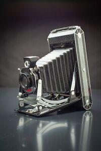 Vintage Antique Eastman Kodak No. 1 Six-16 Doublet Lens