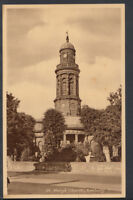 Oxfordshire Postcard - St Mary's Church, Banbury     T231