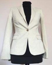 Zara Sturdy Construction size 8 Women's Black Corporate Work Blazer Jacket