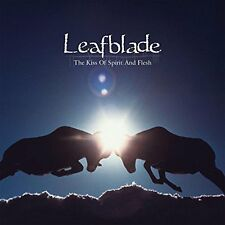 Leafblade - The Kiss of Spirit and Flesh (2016)  CD  NEW/SEALED  SPEEDYPOST