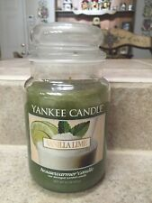 Yankee Candle 22 oz: VANILLA LIME