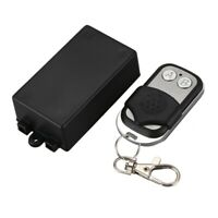 12V DC 2CH Channel Wireless RF Remote Control Switch Transmitter + Receiver T6L7