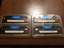 Corsair Vengeance Pro Series 32GB (4 x 8GB) DDR3 DRAM 1600MHz C9 Memory Kit 1.5