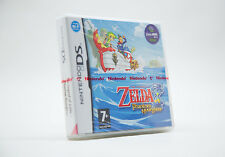 Zelda Phantom Hourglass (NDS) - Brand New Sealed / Neuf Scellé