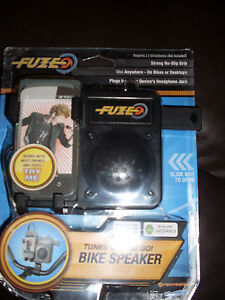 Fuzz bike speakerl
