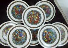 Weihnachtliche Sammel- & Zierteller aus Porzellan