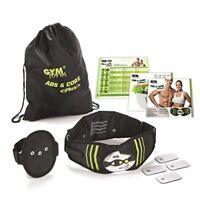 Gymform Abs & Core PLUS Home Set Kit Electrical Muscle Stimulation BRAND NEW