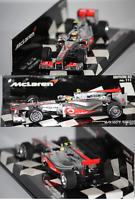 Minichamps F1 McLaren Mercedes MP4-25 L. Hamilton 2010 1/43 530104302