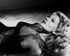 RITA HAYWORTH LEGENDARY ACTRESS - 8X10 PUBLICITY PHOTO (OP-704)