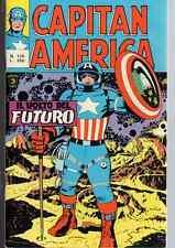Capitan America n 125 del 1978 - Ed. Corno - ottimo