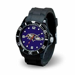 Men's Black watch Spirit - NFL - Baltimore Ravens