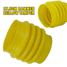 18.5cm Yellow Rammer Bellow Tamper Jumping Jack Bellows Boot Us Free Shipping