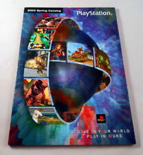 Playstation 2003 Spring Catalog - PlayStation 2 Kingdom Hearts Tomb Raider