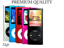 NEW 16GB MUSIC MEDIA PLAYER 4TH GENERATION MP3 PLAYER LCD SCREEN FM VIDEO