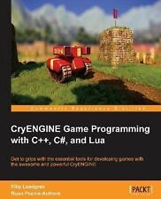 Cryengine Game Programming with C++, C#, and Lua (Paperback or Softback)