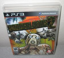 BORDERLANDS 2 PlayStation 3 PS3 FPS Shooter DayOne First Pressing Embossed Cover