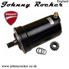 DUCATI Monster Starter motor