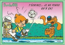 "CPM - BOULE ET BILL ILLUSTRE PAR ROBA "" EDITION 1995 - Réf 0201025 - Postcard"