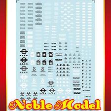 Special Detail Up Decal For 1/144 HG MSN-00100 Hyaku Shiki Gundam Model Kit 592