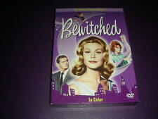 Bewitched - The Complete Second Season (5 DVD Set 2005 Colorized) Like New