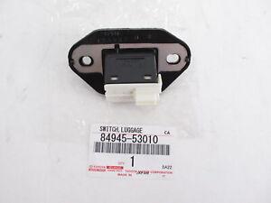 Genuine OEM Lexus 84945-53010 Trunk Release Switch 10-12 HS250h 06-15 IS250 350