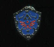 Legend of Zelda Hylian Shield Nintendo Pin