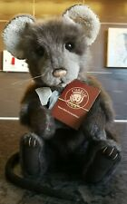 Charlie Bear Templeton the Rat - Retired - New with Tag