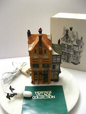 Retired Department 56 Heritage Dickens Village Silas Thimbleton Barrister 59021