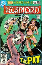 Warlord # 41 (Mike Grell, así que Wizard World) (Estados Unidos, 1981)
