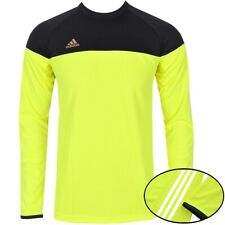 Adidas Climachill Men's Running Shirt Long Sleeve Sports T-Shirt Black Neon