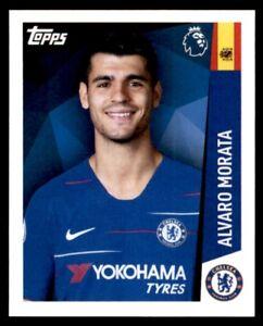 Merlin Premier League 2019 - Alvaro Morata Chelsea No. 85