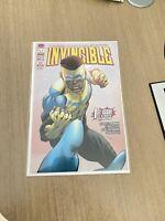 Invincible 89 2nd Second Print Image Comics Kirkman Rare Low Print Run GEMINI
