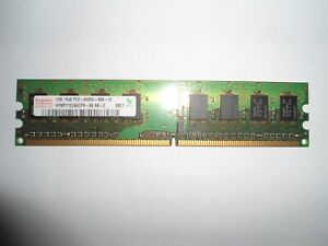 ✔✔ HYNIX 1GB (1x1GB) DDR2 800MHz PC2-6400 Non-ECC (HYMP112U64CP8) RAM Memory