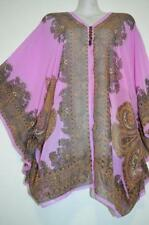 Polyester Paisley Unbranded Regular Tops & Blouses for Women