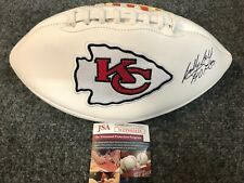 BOBBY BELL AUTOGRAPHED SIGNED INSCRIBED KANSAS CITY CHIEFS LOGO FOOTBALL JSA COA