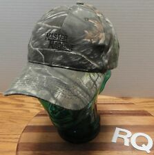 MASTER MACHINE CAMO ADJUSTABLE HAT VERY GOOD CONDITION