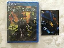 Plague Road PS Vita Limited Run Games #71 New and Sealed! IN HAND! Free Card!