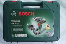 Bosch Akkuschrauber PSR 14 4 Li grün