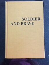 Soldier and Brave Indian Wars Frontier Trans Mississippi West Sites 1971