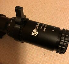 3D Imprimé Nikko Stirling Targetmaster Rifle Scope Zoom/MAG LEVIER-pas Coaster