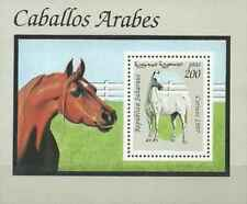 Timbre Chevaux Sahara occidental ** lot 27060