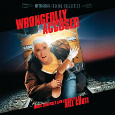 WRONGFULLY ACCUSED - LIMITED 1500 - BILL CONTI