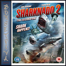 SHARKNADO 2 - THE SECOND ONE **BRAND NEW DVD **